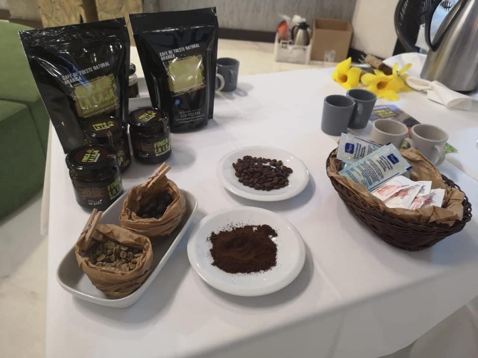 Café de Agaete, plantaciones de café en Agaete - Gran Canaria